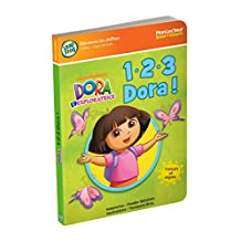 LeapFrog Tag Junior Book: 1-2-3 Dora (French Version)