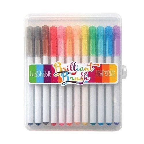brilliant brush markers - 2
