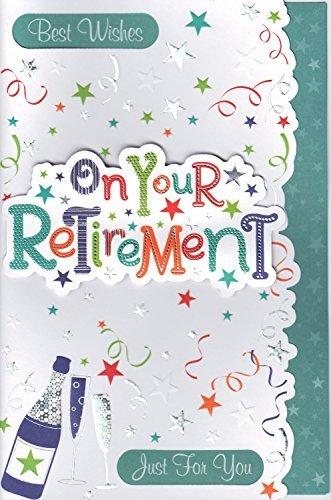 Tarjeta de jubilación - best Wishes en tu jubilación ...