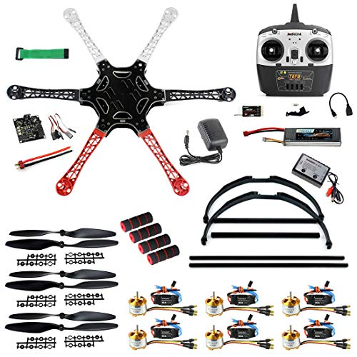 QWinOut F550 Airframe RC Hexacopter Drone Kit DIY PNF, used for sale  Delivered anywhere in USA
