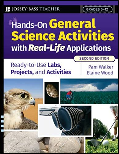 Amazon.com: Hands-On General Science Activities With Real-Life ...