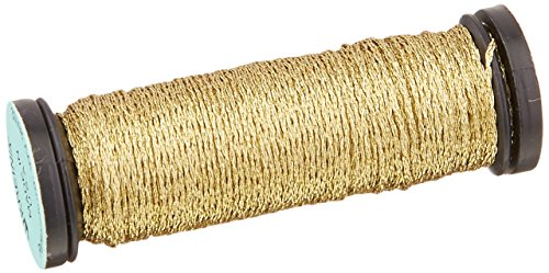 Kreinik No.8 Fine Metallic Corded Braid, 10m, Gold