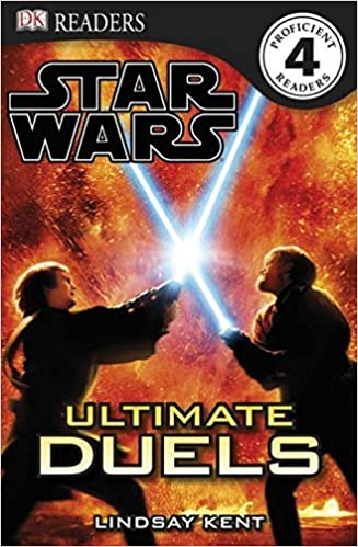 Téléchargements gratuits de livres pdf Star Wars: Ultimate Duels (DK Readers: Level 4) by Lindsay Kent (2011-06-20) PDB