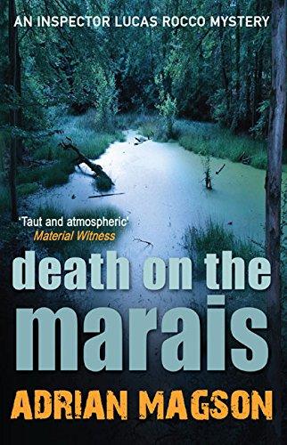 Download Death on the Marais (Inspector Lucas Rocco) pdf epub