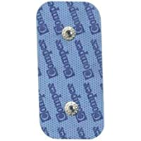 CefarCompex 6260760 - Electrodos Easysnap Performance, 5 X 5 cm, Color Azul