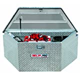 """Delta Pro 416000 48"""" Long Bright Aluminum Trailer Tongue Truck Box"""