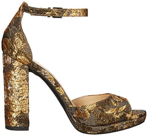 Metallic Multi Floral Brocade Jenee Jessica Women's Metallic Simpson 7F4vOq