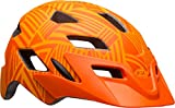 Bell Sidetrack Helmet - Kids' Matte Tang/Orange Seeker, One Size