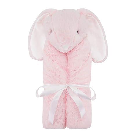 Manta de dormir para bebés, Infant Toddler Soft Velvet Swaddle cálido Toalla de baño para