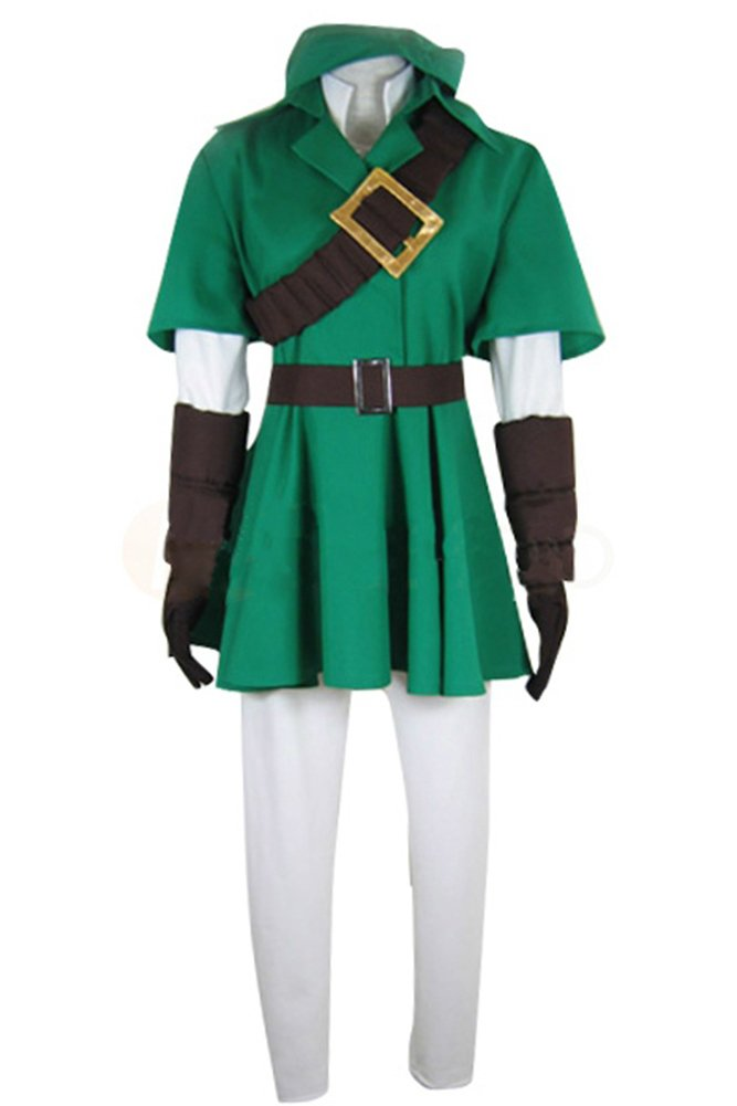 Fuman The The The Legend of Zelda Link Cosplay Kostüm XL b9df73