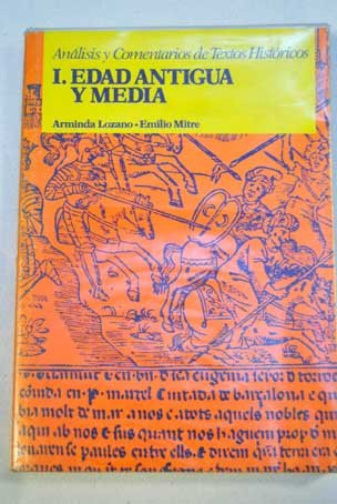 Analisis y comentarios de textos historicos (Spanish Edition) by jos-e-urbano...