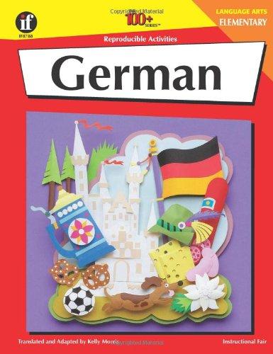 Download The 100+ Series German, Elementary PDF ePub ebook