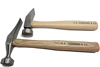 product image for C.S. Osborne 65 & 66 Cobblers Leather Working Shoe Repair Hammers - Made in The USA