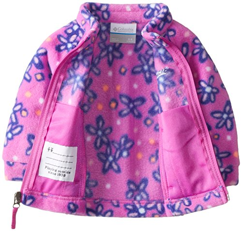Columbia Baby Girls Benton Springs Ii Fleece Jacket