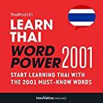 Learn Thai - Word Power 2001 |  Innovative Language Learning