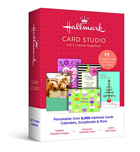 Hallmark Card Studio 2015