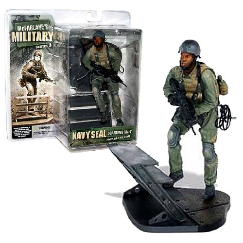 McFarlane's Year 2006 Series 3 Military 6 Inch Tall Soldier