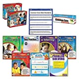 Carson-Dellosa Publishing - Common Core Kit Math/Language Grade 5 ''Product Category: Classroom Teaching & Learning Materials/Reading & Writing Materials''