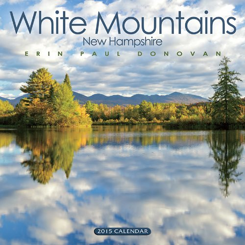 Read Online 2015 White Mountains, New Hampshire Scenic Wall Calendar pdf epub