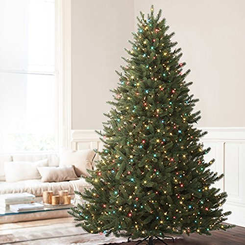 9 Artificial Christmas Tree With Led Lights - 2
