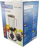 Master Kitchen, Multi Licuadora con molinillo, Turbo, licuadora ...
