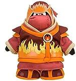 Club Penguin 6.5'' Fire Ninja Plush - VALUE DEAL = Just Ninja - No Coin or Code