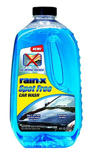 - Rain-X 620034 Spot Free Car Wash - 48 fl. oz.