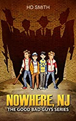 Nowhere, NJ (The Good Bad Guys Book 2)