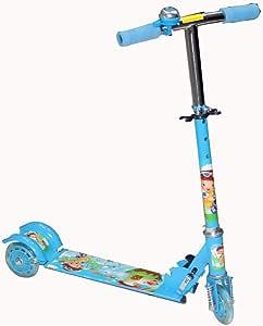 سكوتر اطفال ثلاث عجلات [ازرق, SC-5305]