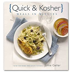 Quick & Kosher: Meals in Minutes