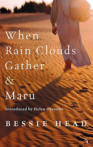 When Rain Clouds Gather And Maru (Virago Modern - Head Bessie Maru