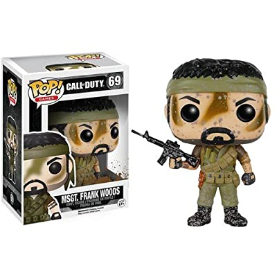 Funko POP Games: Call of Duty Action Figure - Woods: Funko Pop! Games:: Toys & Games