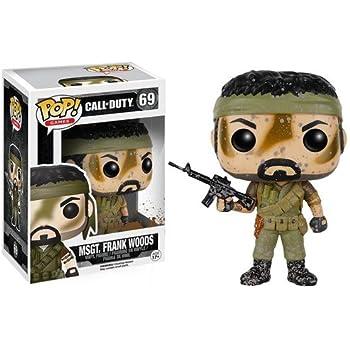 Amazon.com: Funko Call of Duty Riley Pop Games Figure: Funko ...
