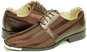 Viotti Fudge Mens Dress Shoes (Size - Men's 9)