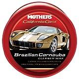Mothers 05500 12 Oz California Gold® Original Formula Carnauba Cleaner Wax
