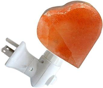 Solled Anti-radiación De Aire Del Himalaya Natural Corazón Luz De ...