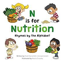 N is for Nutrition: Rhymes by the Alphabet