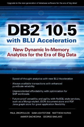 Platform Acceleration (DB2 10.5 with BLU Acceleration: New Dynamic In-Memory Analytics for the Era of Big Data)