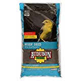 Audubon Park 12236 Nyjer/Thistle Seed Wild Bird Food, 10-Pounds