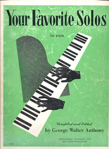 Your Favorite Solos (for Piano)