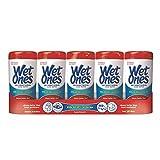 Wet Ones Antibacterial Wipes, 5 pk./48 ct. (pack of 6)