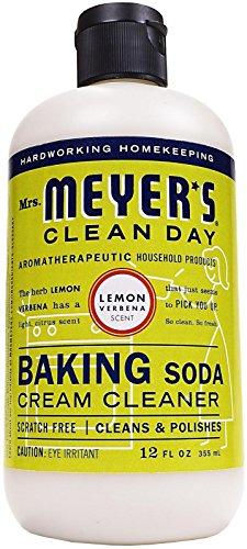 Mrs. Meyer's Clean Day Cream Cleaner, Lemon Verbena, 12 oz