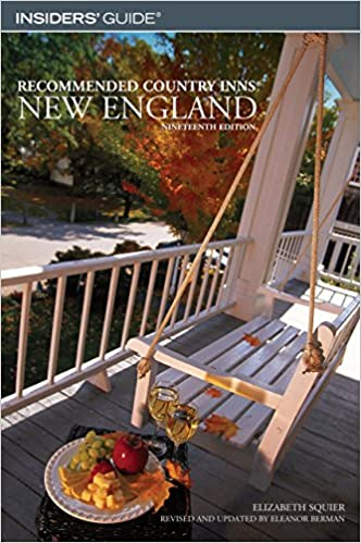 Book Recommended Country Inns New England, 19th (Recommended Country Inns Series)