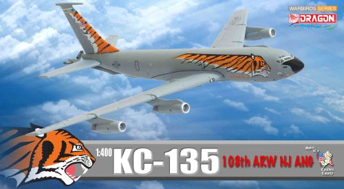 [Dragon Models 1/400 KC-135 108th ARW NJ ANG