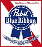 Pabst Blue Ribbon Flag - 5 ft tall X 3 ft wide