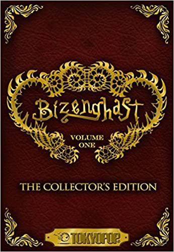 Bizenghast Volume 1 by M. Alice LeGrow
