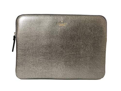 Kate Spade York Laptop Sleeve (Metallic) (Kate Spade Macbook Pro 13 Inch Case)