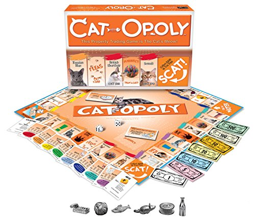 (Late for the Sky Cat-Opoly)