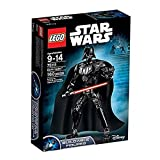 Lego Star Wars building double figures Darth Vader 75 111