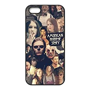 Unique Design Case for iPhone 5,iPhone 5s w/ American Horror Story image at Hmh-xase (style 4)